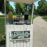 Lemonade & Sweet Tea Stand