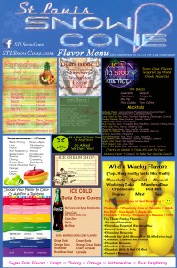 With so many flavors to choose from on our flavor menu...what's your favorite flavor??