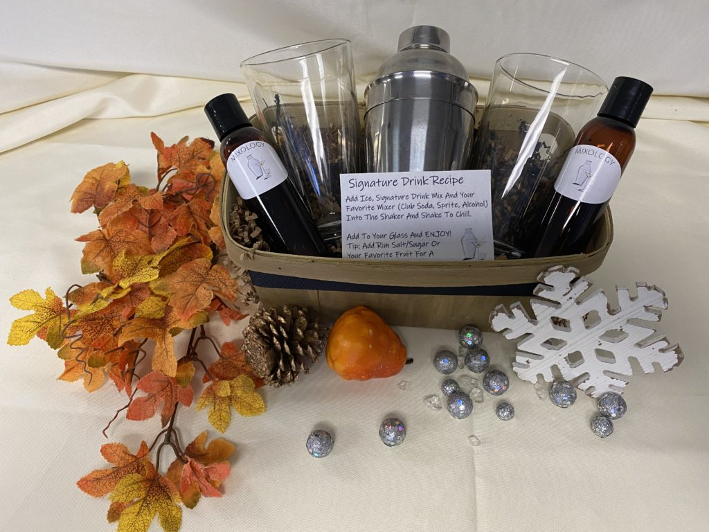 Mixology Gift Basket